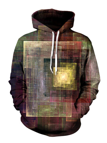 Colorful Impression Pullover Hoodie - GratefullyDyed - 4