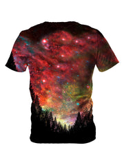 Rasta Woods Space Tee - GratefullyDyed - 2