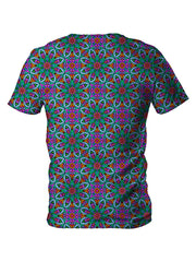 I Am Electric Mandala T-Shirt Print - Travis Garner