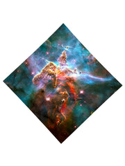 Space Aura Bandana Front View