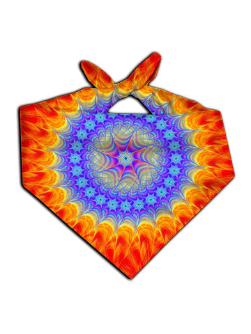 Super Saiyan Neon All Over Print Bandana