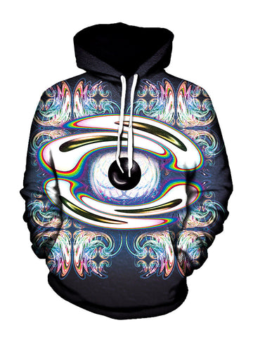 Filagree Freakout Pullover Art Hoodie - GratefullyDyed - 1