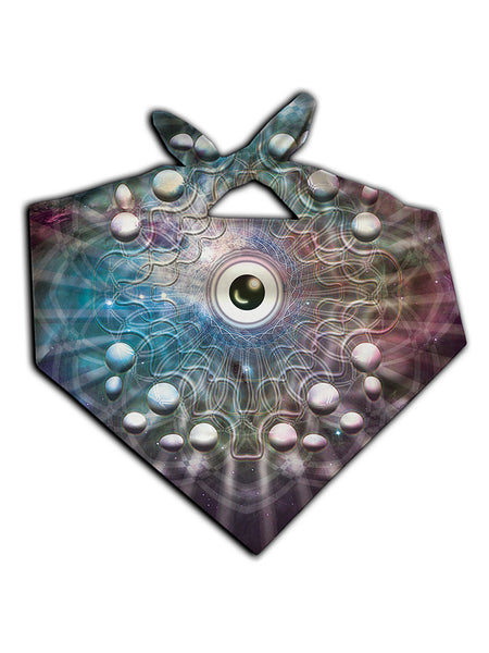 Eye of the Universe Printed Bandana - GratefullyDyed - 1