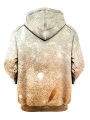 Boho Hippie Pullover Hoodie Back View