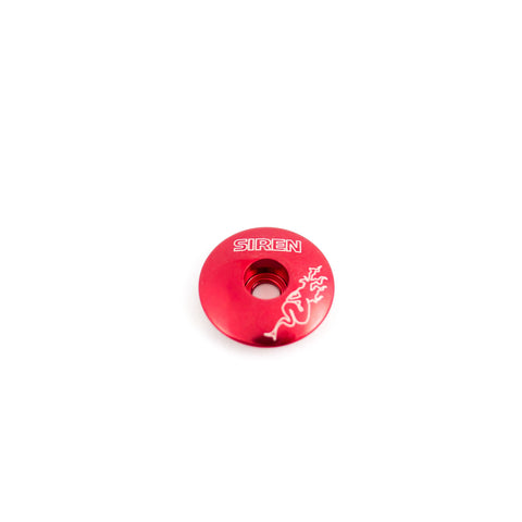 SIREN Headset Cap - Red