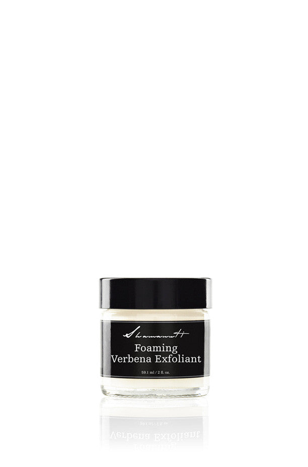Foaming Verbena Exfoliant
