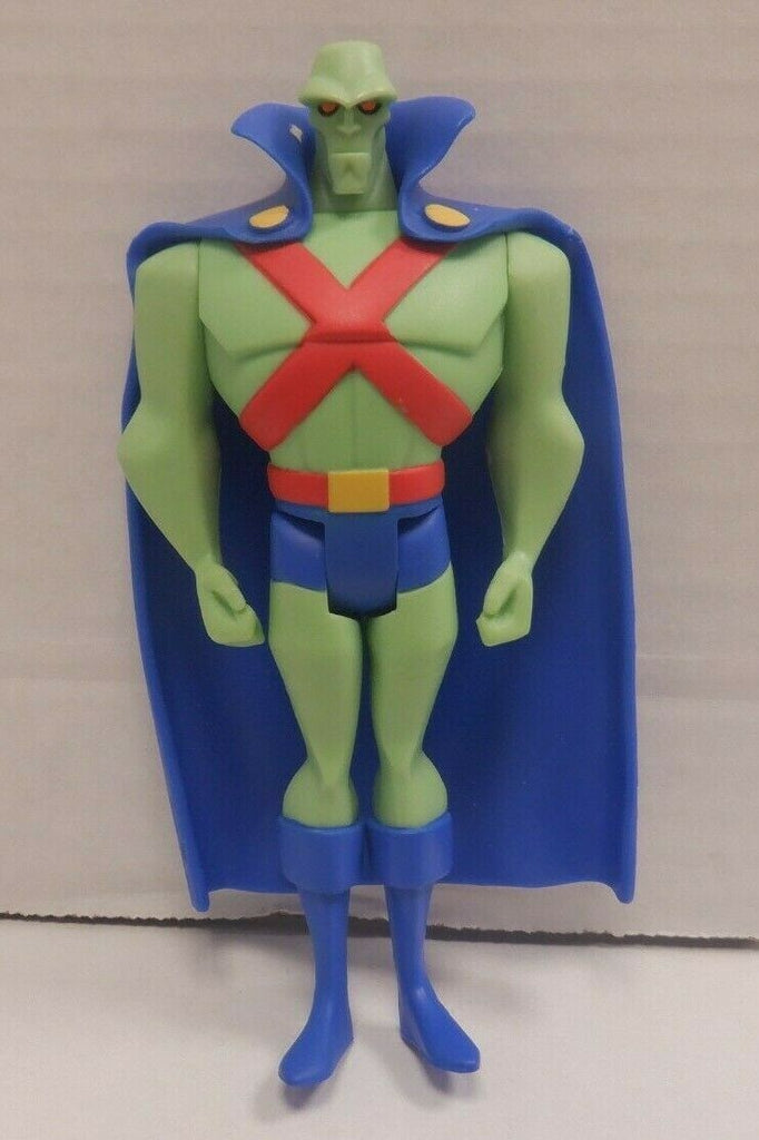 "Martian Manhunter Justice League Unlimited Animated Figure 5"" 051820DBT3"