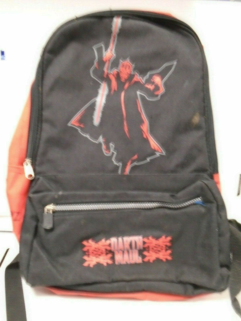 Darth Maul Star Wars Lucasfilm Backpack 120419AMT