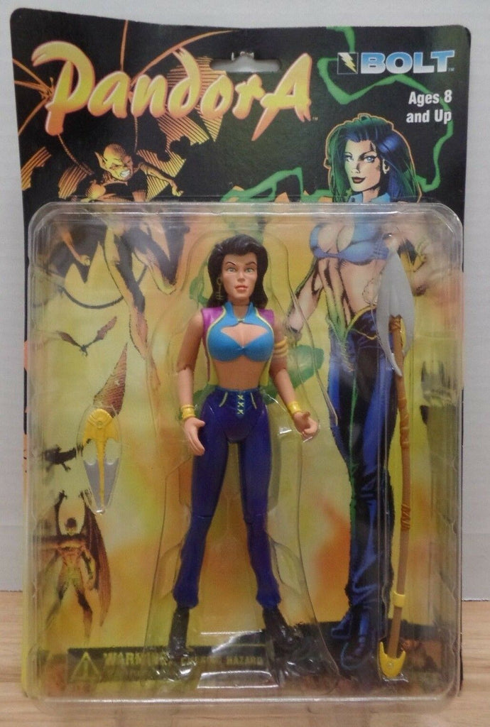"Pandora Bolt Avatar 7"" Figure 1997 071818DBT26"