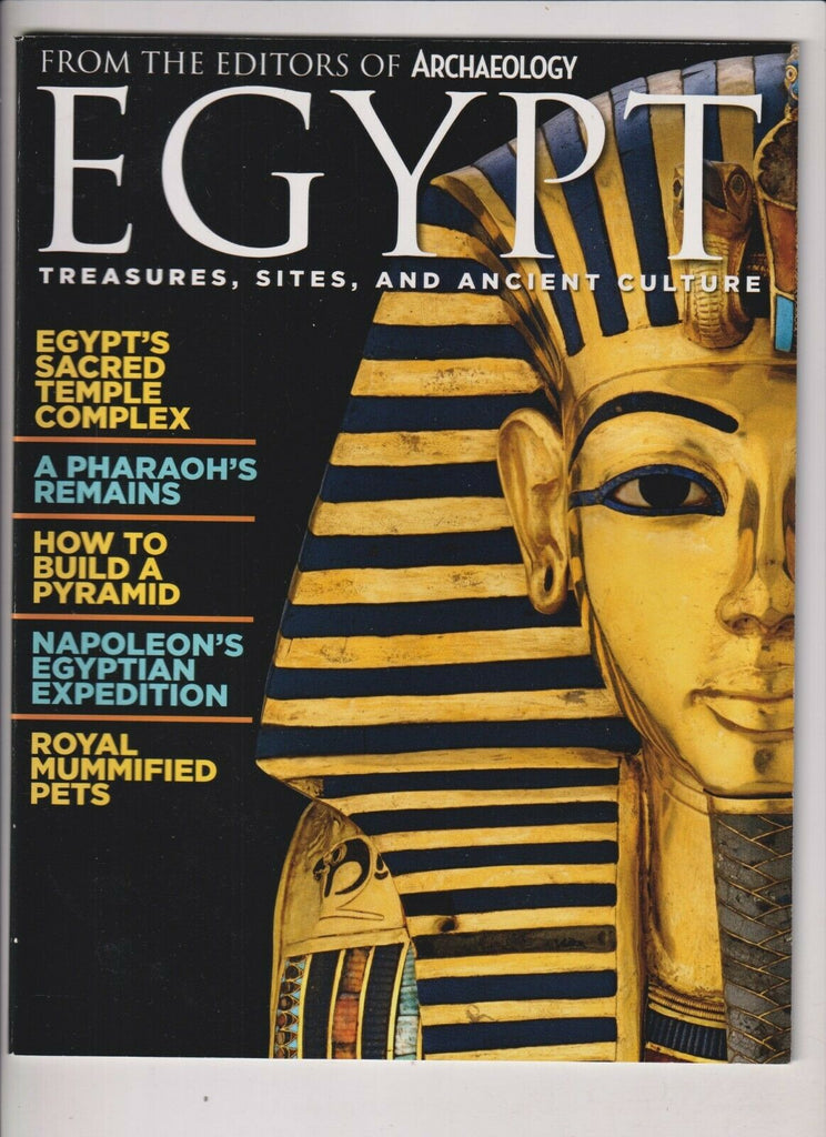 Egypt Archaeology Mag Sacred Temple Complex 2000s 111719nonr