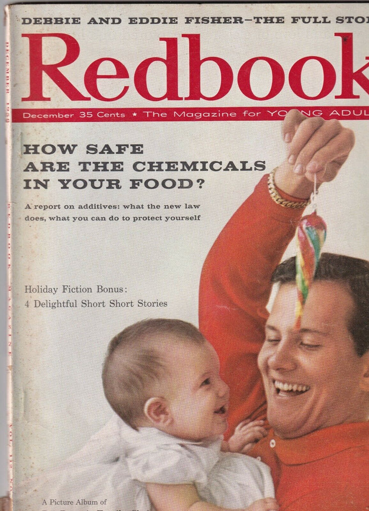 Redbook Mag Are The Chemicals In Food Safe? December 1958 092619nonr