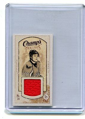 2009-10 Champ's Threads MT-AS Alexander Semin Jersey Card jh17
