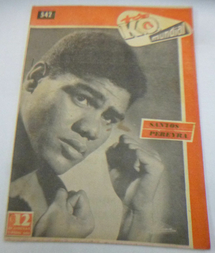 K.O. Vintage Argentinean Boxing Mag Lot of 170+ Issues Ali, Clay, Foreman KOR3