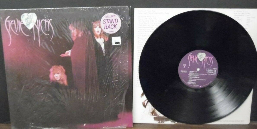 Stevie Nicks The Wild Heart vinyl 90084 012619LLE