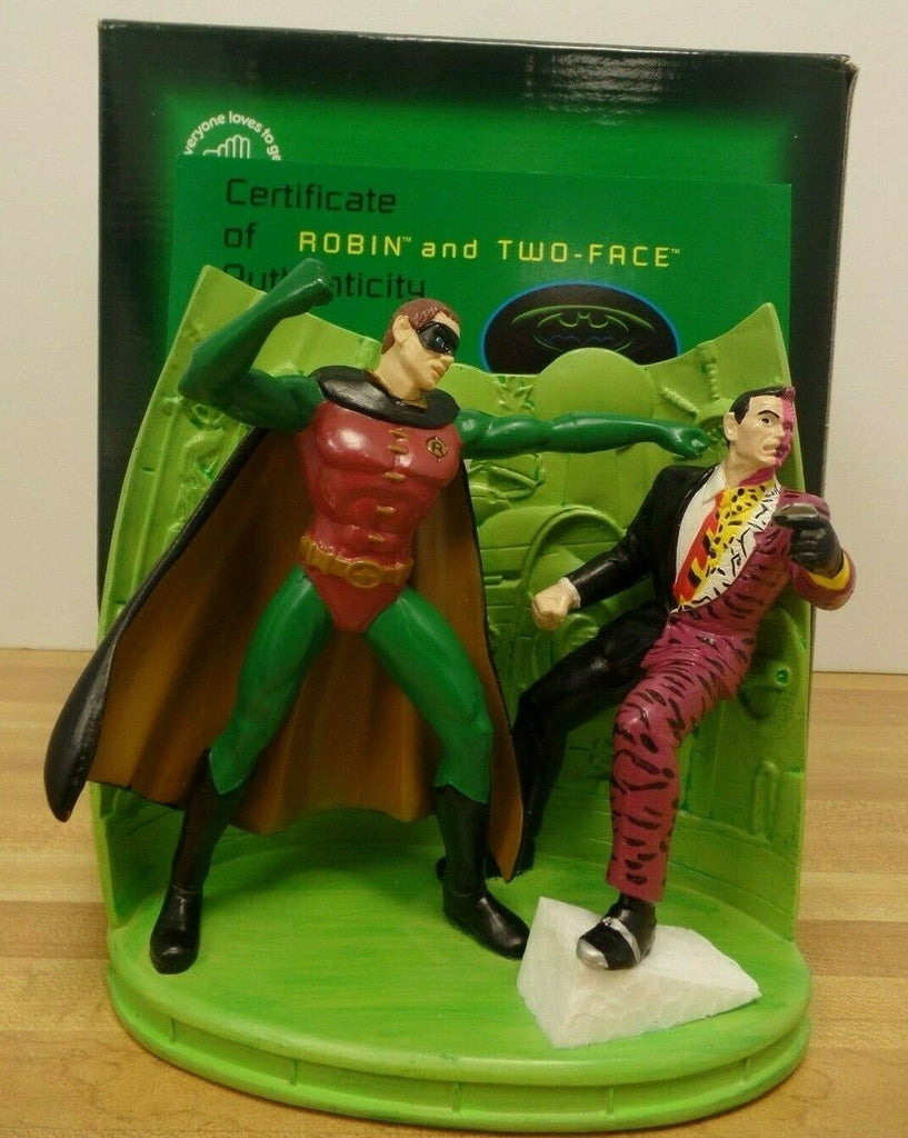 DC Direct Robin and Two-face Batman Forever Applause Statue 2665/5000 050919DBB3
