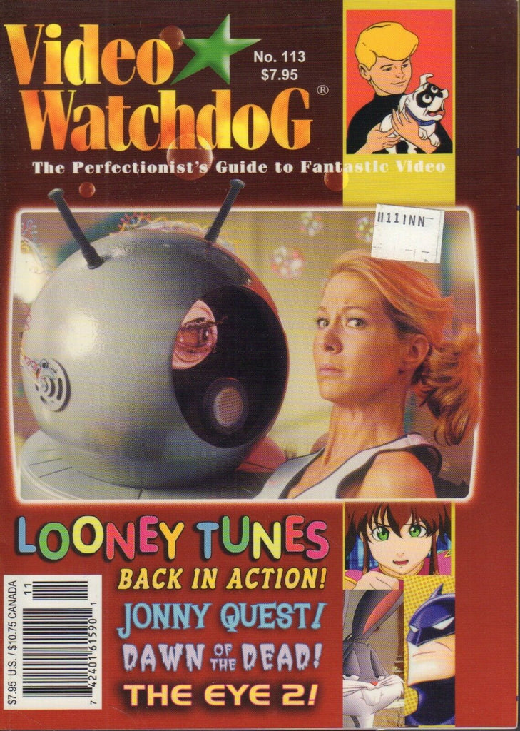 Video Watchdog no.113 Looney Tunes Johnny Quest Batman 021318DBE