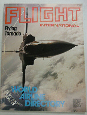 Flight International Magazine Flying Tornado MAy 1981 FAL 060915R2