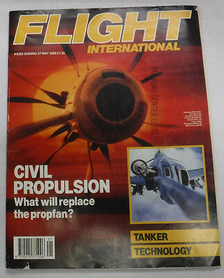 Flight International Magazine Civil Propulsion Tanker Tech May 1989 FAL 071415R2