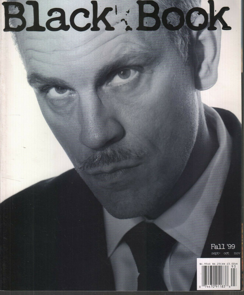 Black Book Magazine Fall 1999 John Malkovich 120619AME
