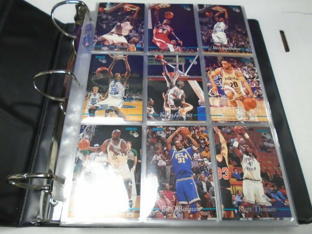 Classic & Topps 95-96' 2 Complete Card Sets 2 Kevin Garnett RCs 022620AMCS2