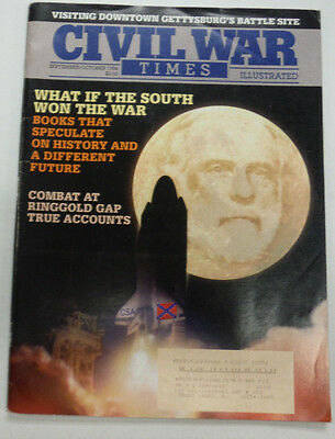 Civil War Times Magazine What If The South Won The War October 1994 071715R