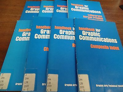 Handbook for Graphic Communications 1972 Vol 2-9 Ex-FAA Library 030216ame4