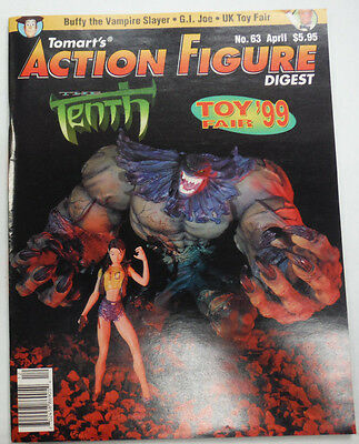 Tomart's Action Figure Magazine The Tenth Toy '99 Fair April 1999 042715R