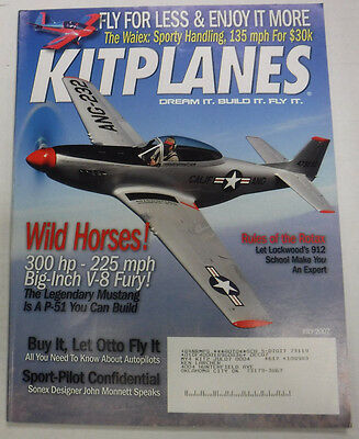 Kitplanes Magazine Rules Of The Rotax July 2007 072115R2