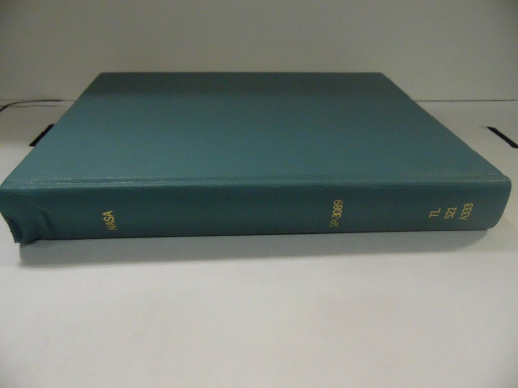 NASA SP 3089 Bound Aerospace Reports Hardcover 1970's Ex-FAA 110518AME3