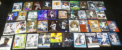 Alfonso Soriano lot of 43 MLB Baseball Cards mostly Yankees and Rookies