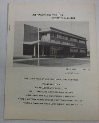 Air Navigation Facilities Magazine Fred Lanter Passes June 1960 071415R