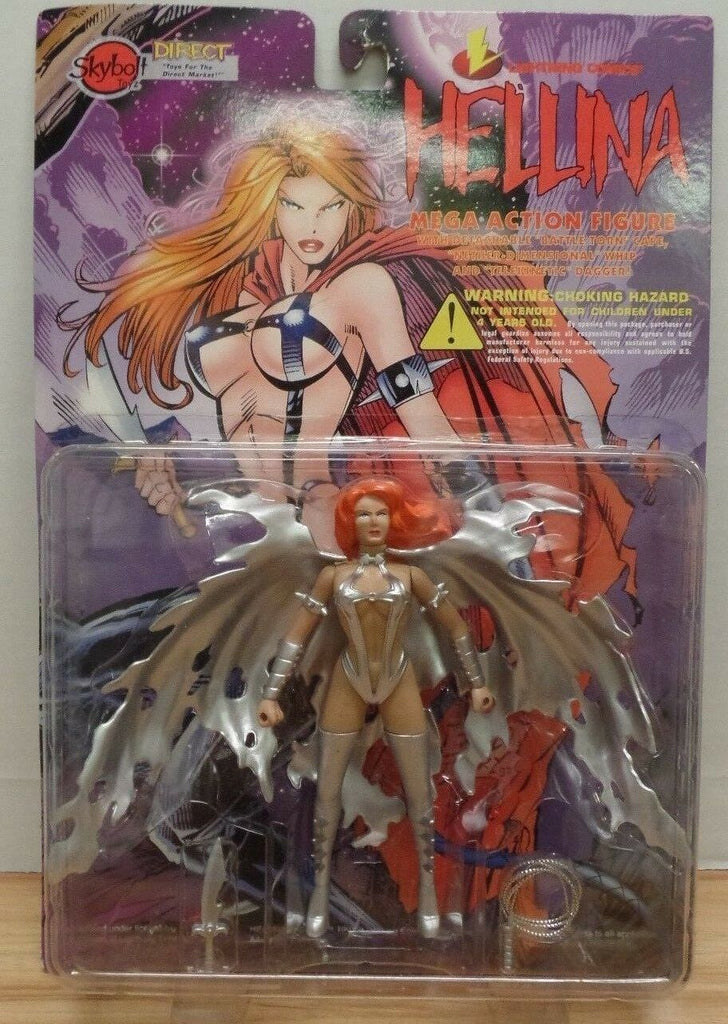 "Hellina Mega Action Figure 6"" Figure Skybolt Direct 072718DBT"
