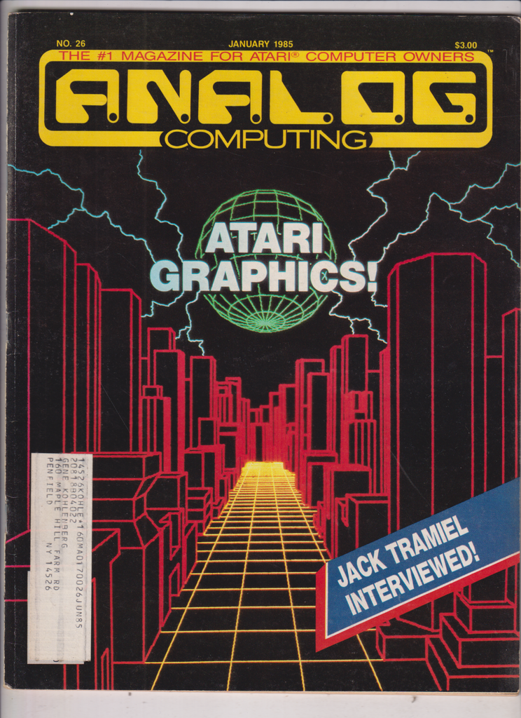 Analog Computing Atari Mag Graphics & Jack Tramel January 1985 010920nonr