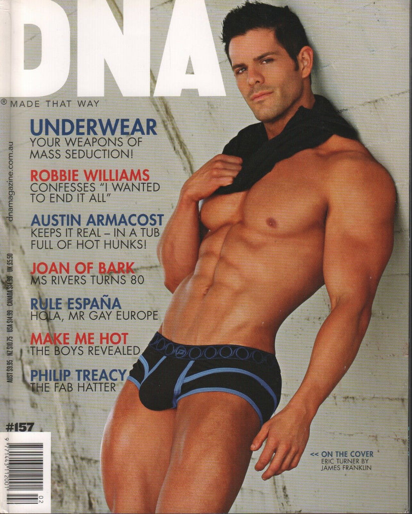 DNA #157 Joan Rivers Philip Treacy Austin Armacost Robbie Williams 061918DBE