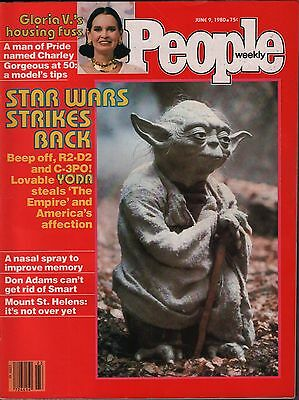 People Weekly June 9 1980 Star Wars, Yoda EX 012816DBE