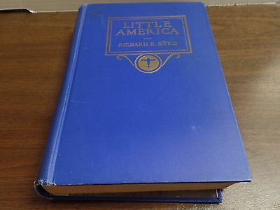Little America Byrd 1930 GP Putnam's Sons 422 pgs FAA Library 081915ame5