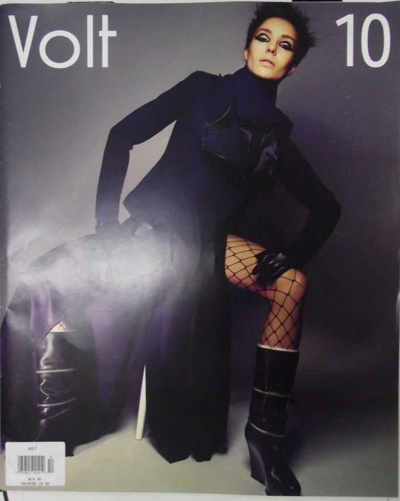 Volt UK Fashion Magazine #10 Ben Morris Carlos De Spinola Nina Porta