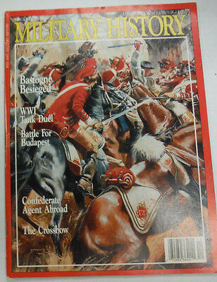 Military History Magazine Bastogne Besieged December 1989 071615R2