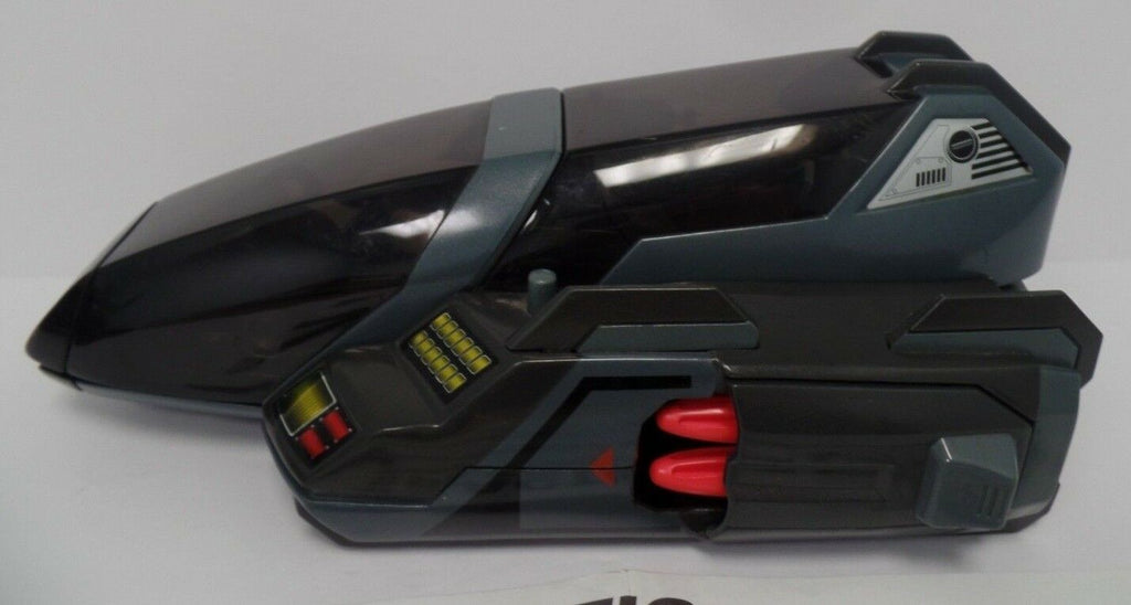 Power Rangers Lost Galaxy Galactic Speeder Black Ranger 121318DBT3