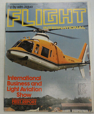 Flight International Magazine Light Aviation Show September 1981 FAL 060915R2