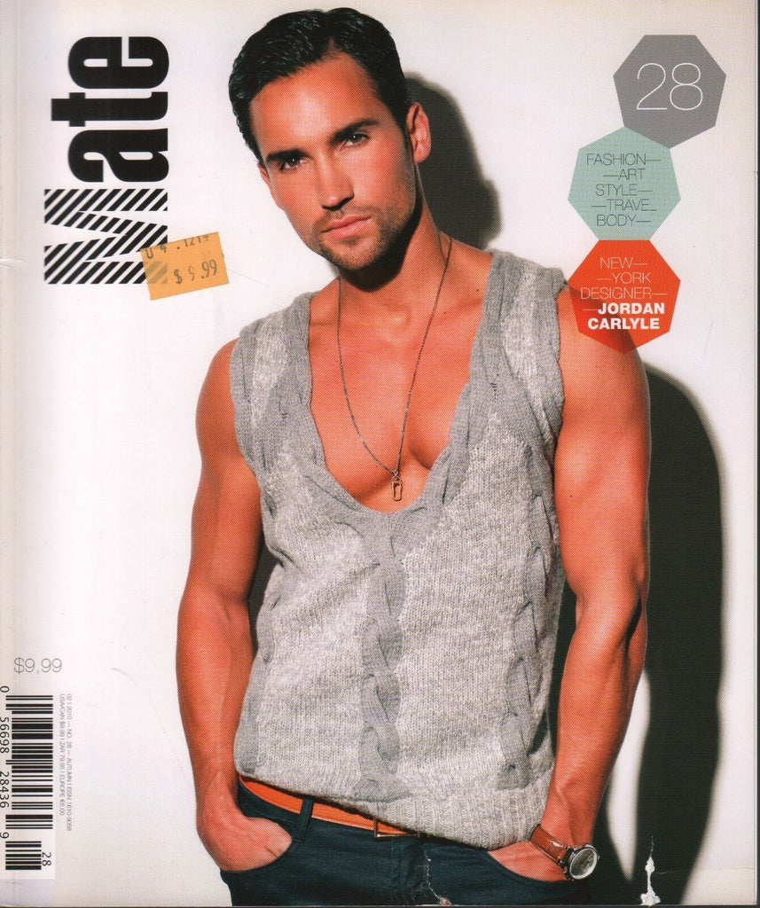 Mate Gay Fashion Mag February 2010 Jordan Carlyle 061518DBF