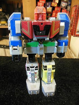 Power Rangers Megazord Action Figure, Bandai 1999 020714ame2