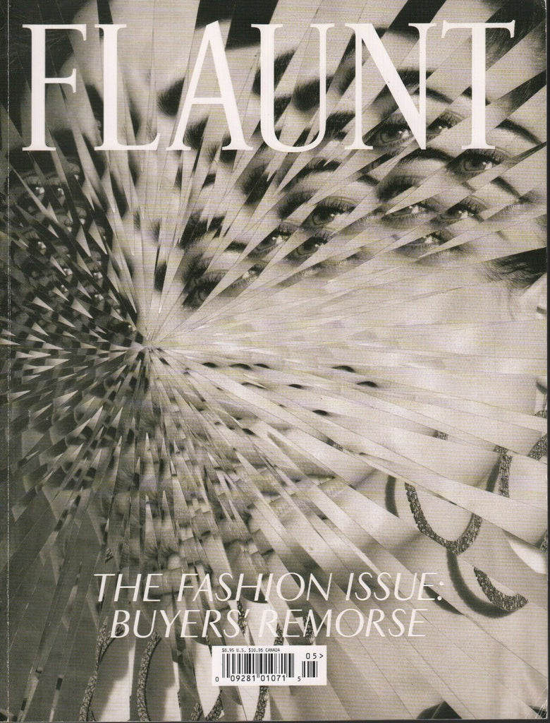 Flaunt Fashion Magazine #103 Rianne Ten Haken 206 032918DBF2