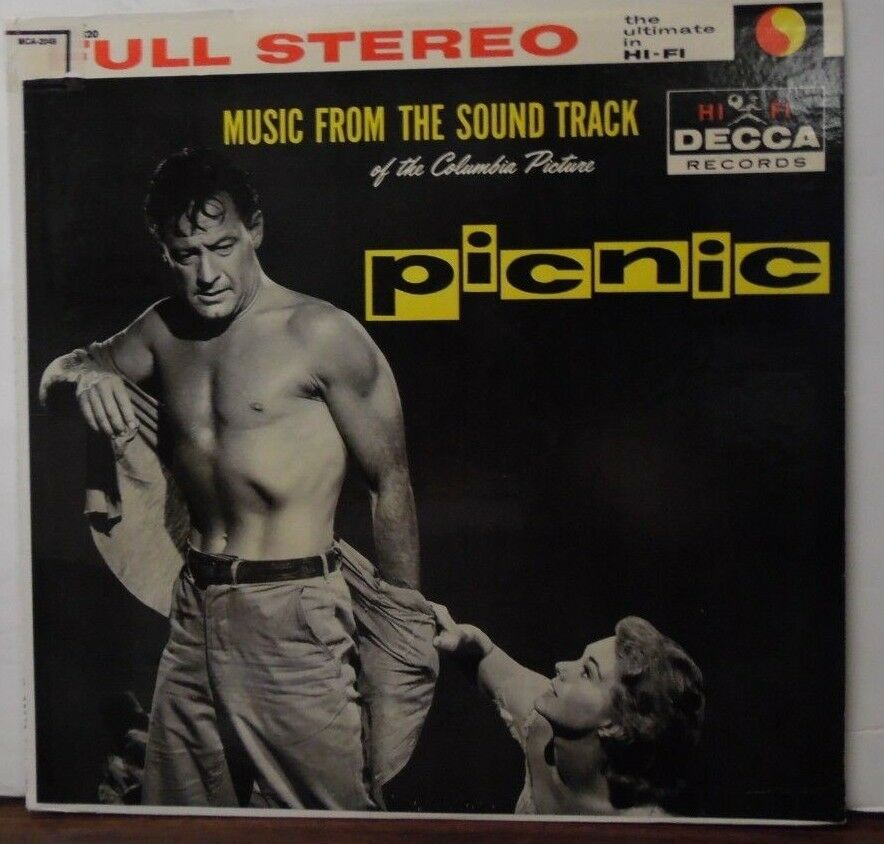 Music from soundtrack Picnic vinyl DL78320 091518LLE