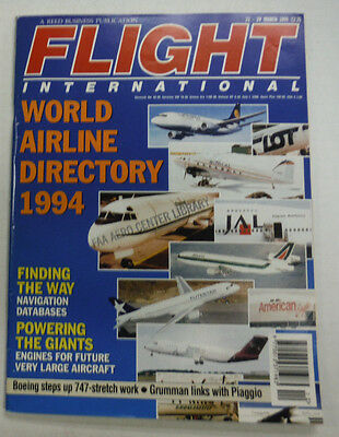 Flight International Magazine World Airline Directory March 1994 FAL 060915R2