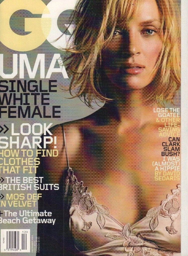 GQ December 2003 Uma Therman 020917DBE2
