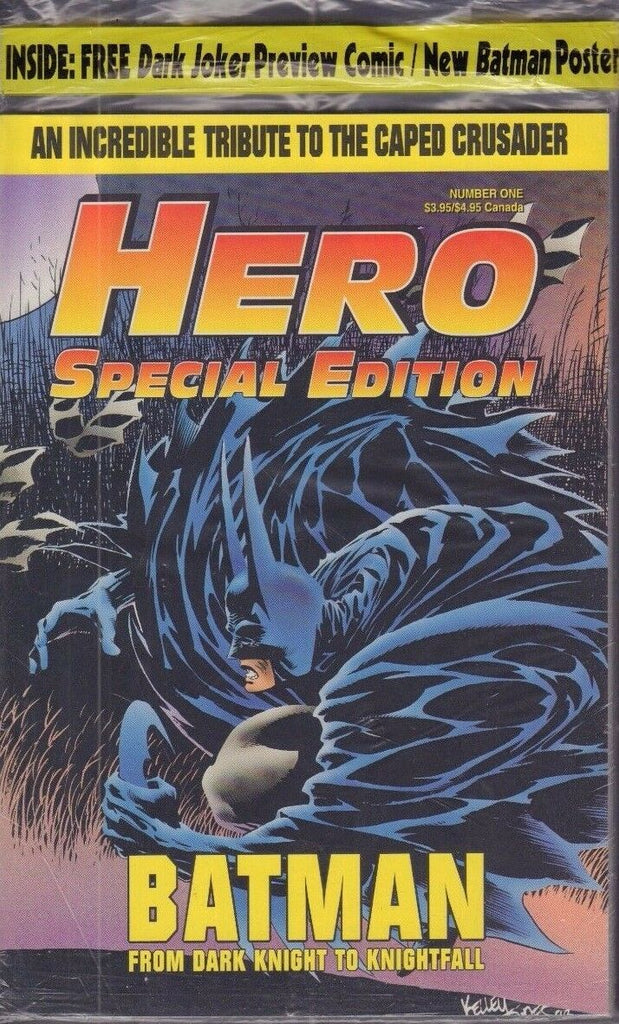 Hero Magazine Special Edition Batman No.1 092717DBE