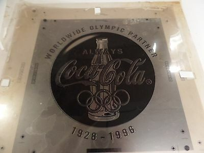Coca-Cola 1996 Olympic Advertising Printer Proof Set of 6