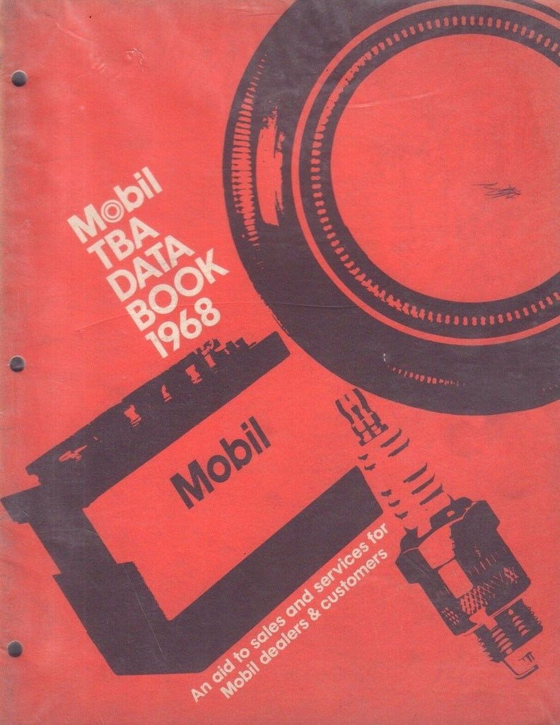 Mobil TBA Data Book 1968 Sales and Service 080817nonDBE