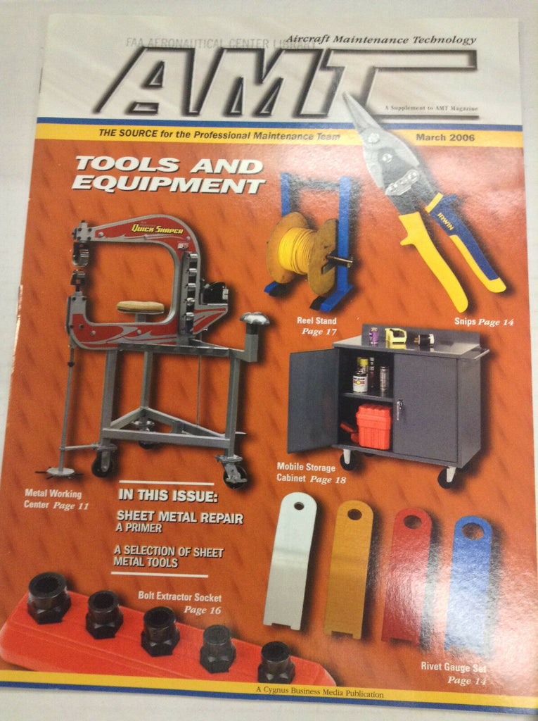 AMT Magazine Tools And Equipment March 2006 FAL 041617nonrh